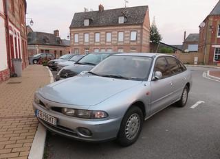 Mitsubishi Galant GLS TD Hatchback | by Spottedlaurel