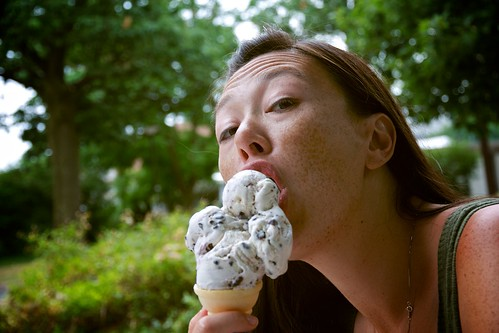 Big Ice Cream Cone (July 14, 2012) | by reimagingerica
