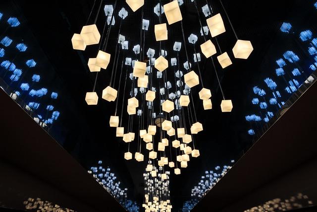 Light Cubes