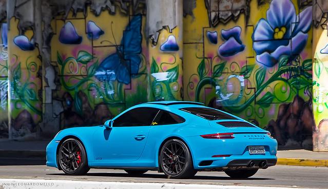 911 and Street Graffiti