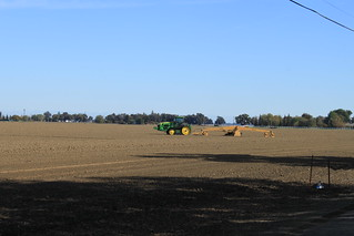 Prepping fields in Sacramento Valley Nov 2016 #1 | by M@v3n