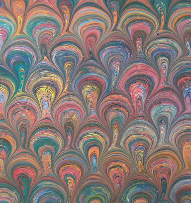 Paper Marbling with Cary Suneja, Nov. 4, 2017