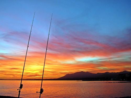 marbella españa andalucia atardecer puestadesol málaga mediterráneo mar spain sunset
