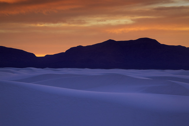 New Mexico - White Sands National Monument