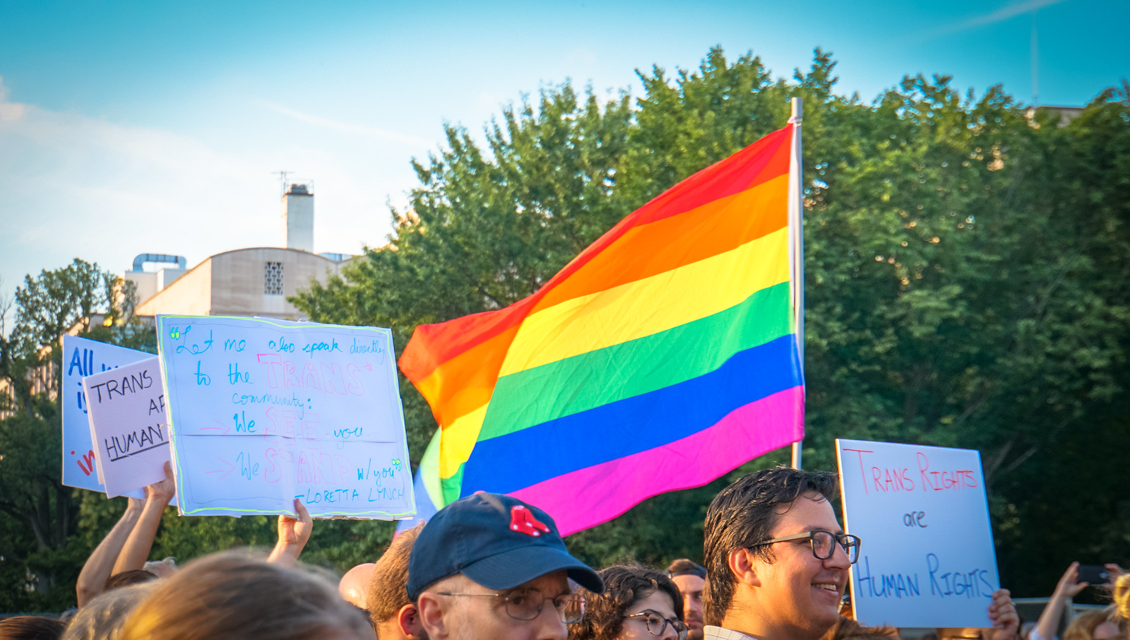 Thanks for Publishing my Photo, in 4 Ways to Actually Support LGBTQ Workers | The Story Exchange