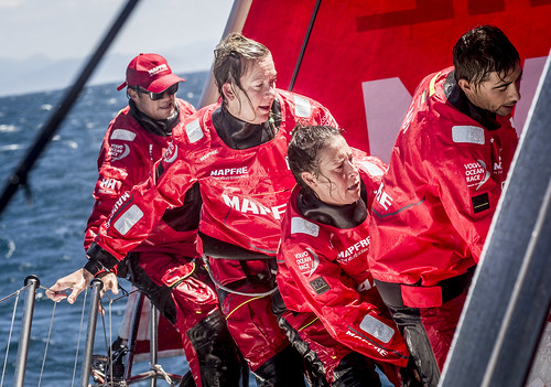 MAPFRE in the Volvo Ocean Race | by Infosailing