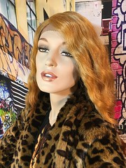 #travismannequin #mannequinhoarder #mannequinamericanrescuemission #rootsteinmannequin #rootstein #lacefrontwig #hailthehairking #hairking #wigsbloomington #wigs #wigsale #wigsillinois #wig #lacefrontwigs