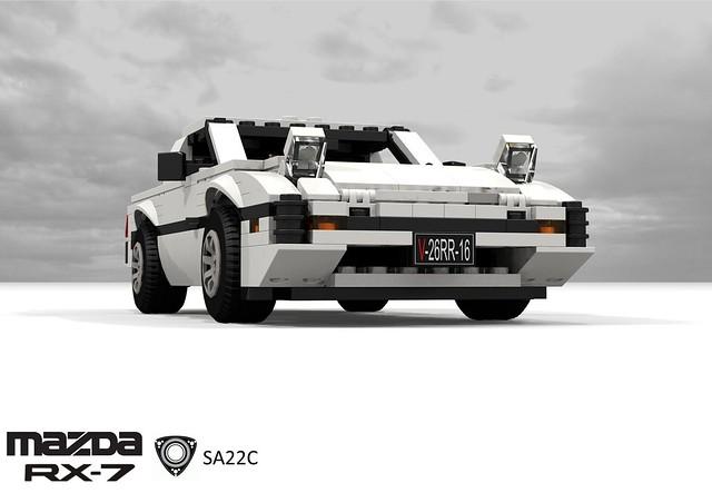 Mazda RX7 Coupe SA22C - 1978