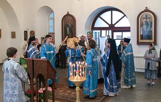 Божественная литургия 07