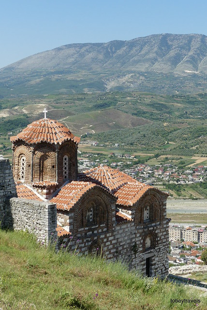 008 St Michael's Church, Berat (2)