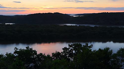 susquehannariver pennsylvania yorkcounty sunrise summer july weiseisland dpphdrtool