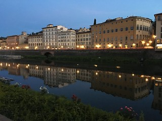 The Arno river | by Neeta Lind