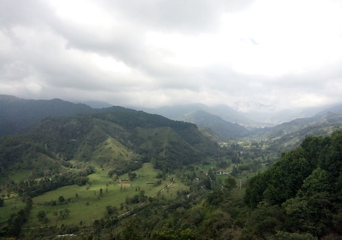 survivetravel travel exploringsalento quindio colombia mirador view valley