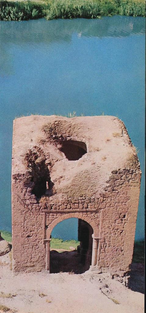Baño de la Cava en Toledo hacia 1967 por Marc Flament.