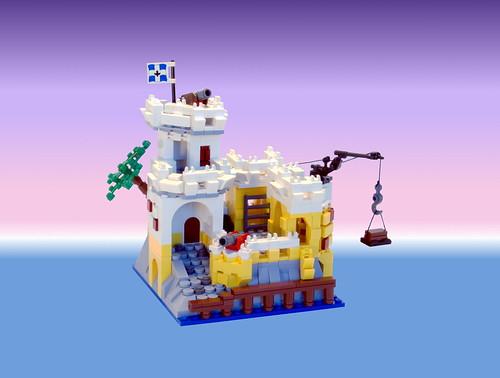 Micro Eldorado Fortress