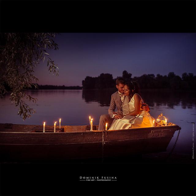 Loïc & Anaïs | Night lights
