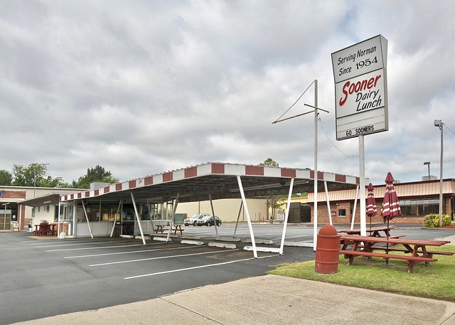 Sooner Dairy Lunch - Norman,Oklahoma