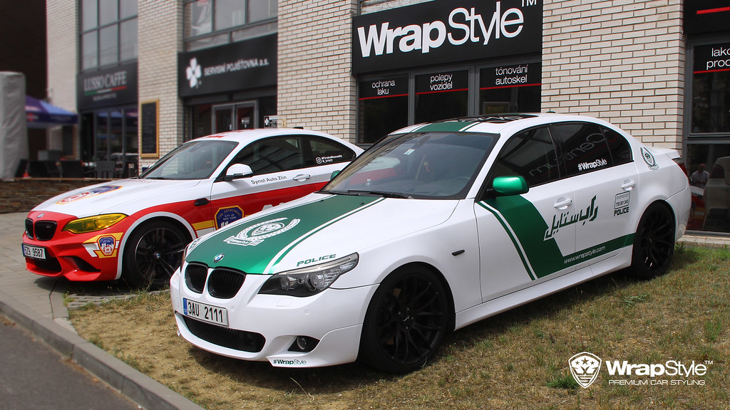 BMW M2_BMW 5 - Fire department and Dubai police design | Flickr