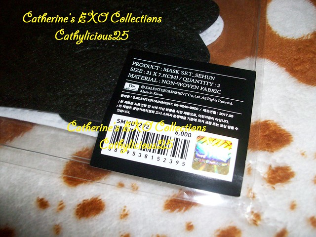 EXO Collections July2017