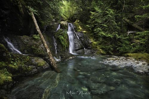 Falling Streams | by Matt Newfield