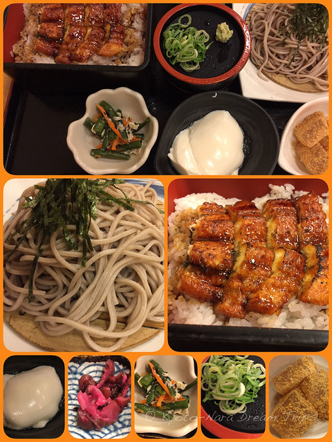 A Japanese Summer Dish: Unagi!