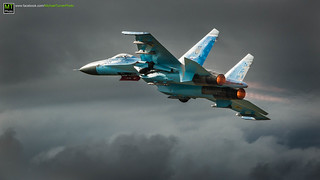 Ukrainian Air Force - Sukhoi Su-27 'Flanker' | by Michael Turner Photography