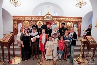Литургия в Спасском соборе 440