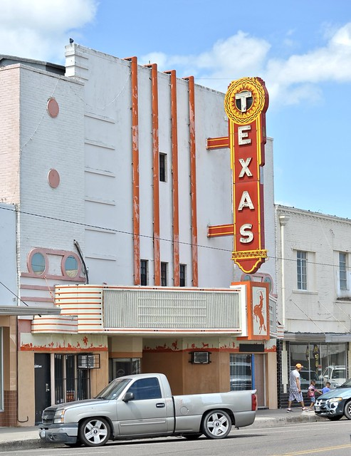 Texas Theater - Raymondville,Texas