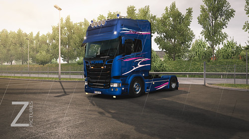 Euro Truck Simulator 2 | by Z Picture's