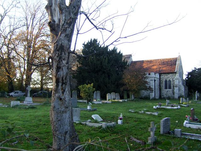 Mucking church
