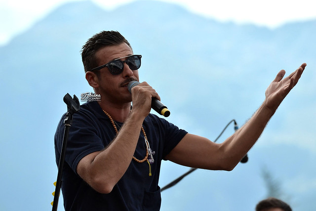 Francesco Gabbani @ Musicastelle Outdoor 22.07.2017