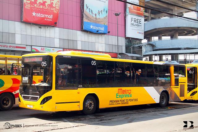 Metro Express (Premium Point-To-Point Bus) - 05