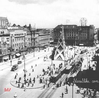 1947 Trg Bana Jelačića 1947