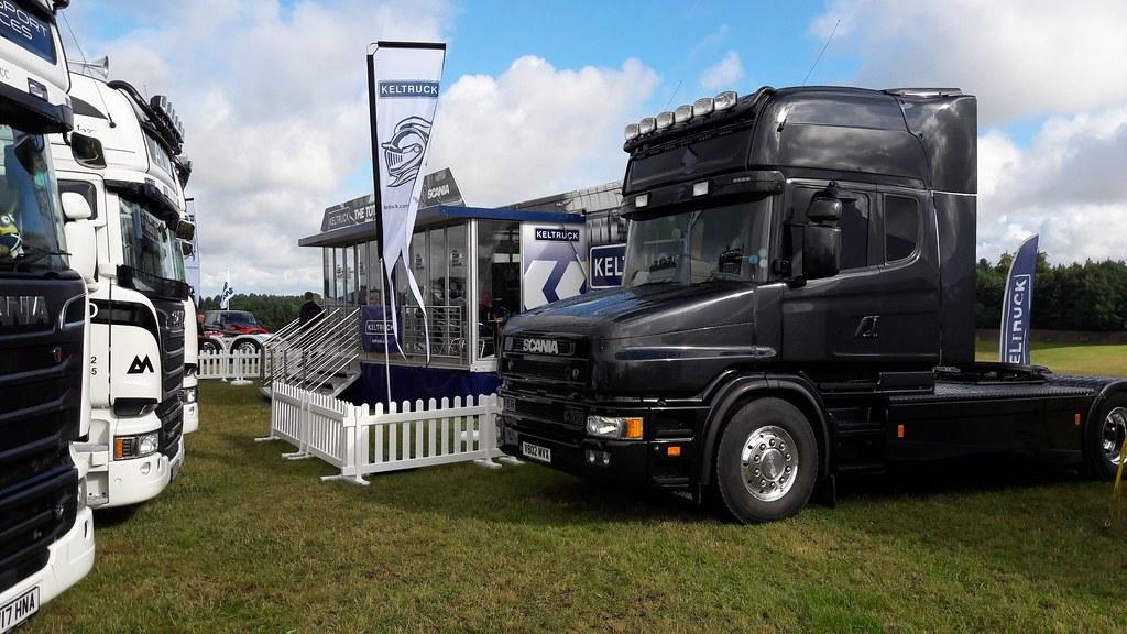 Scania T-cab