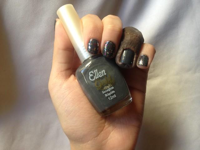 Fim de Noite (Ellen Gold) + Gems (Milani)