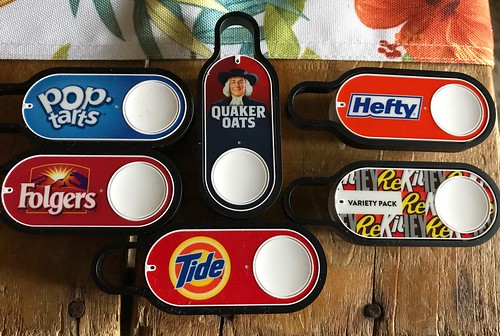 Dash Buttons Amazon | by Forsaken Fotos