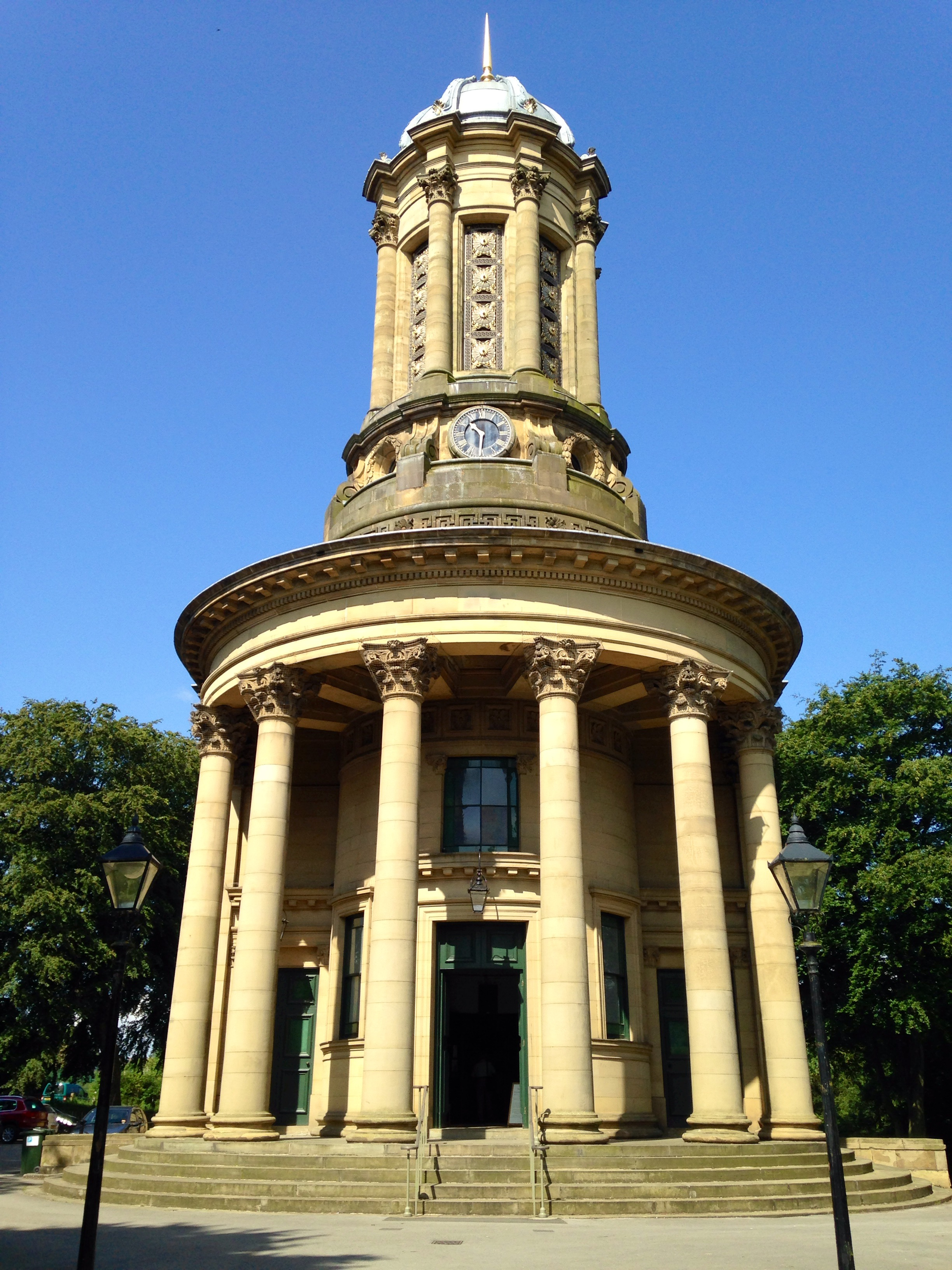Yorkshire, SALTAIRE, United Reformed Church