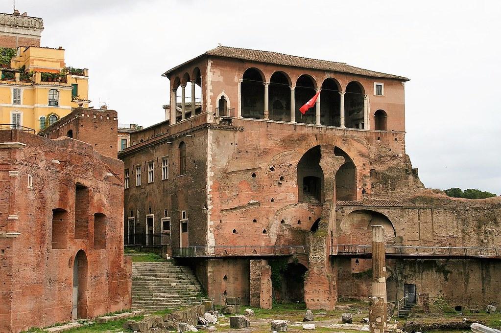 casa roma fórum)
