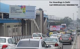 Outdoor Hoardings in Delhi