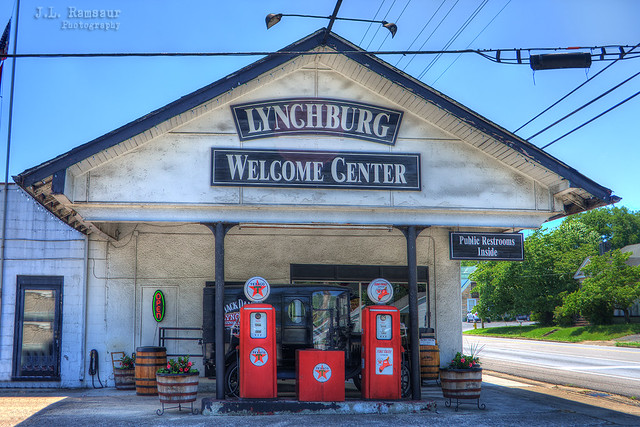 Lynchburg, Tennessee Welcome Center