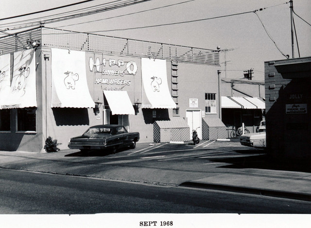 Menlo Park 1968: Maloney and Johnston Lanes