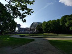 Park du Cinquantenaire, Bruxelles (2)