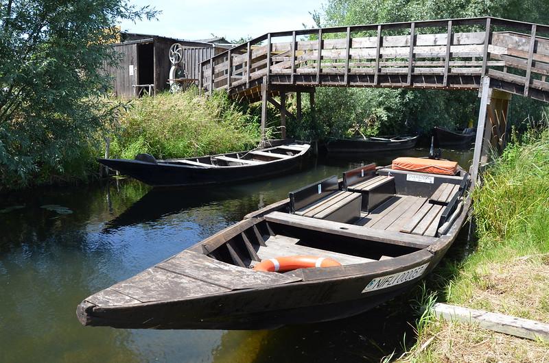 Barque, Clairmarais