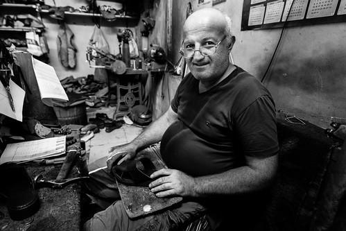 Shoemaker. Georgia. | by lskornog