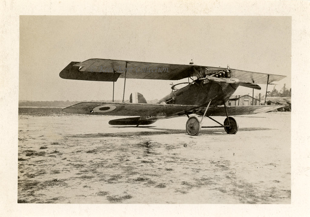 A Halberstadt Cl Ii Close Support Two Seater Captured By T Flickr