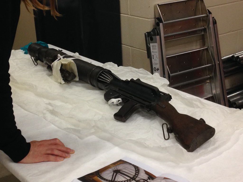 1914 Lewis Gun