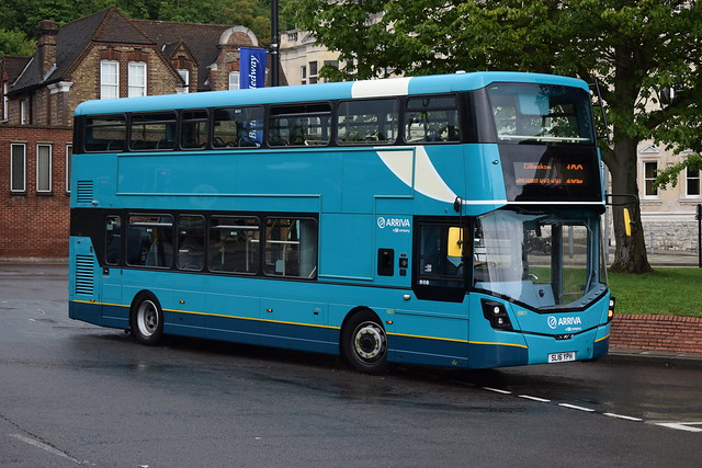 Arriva Southern Counties 6801 SL16YPH