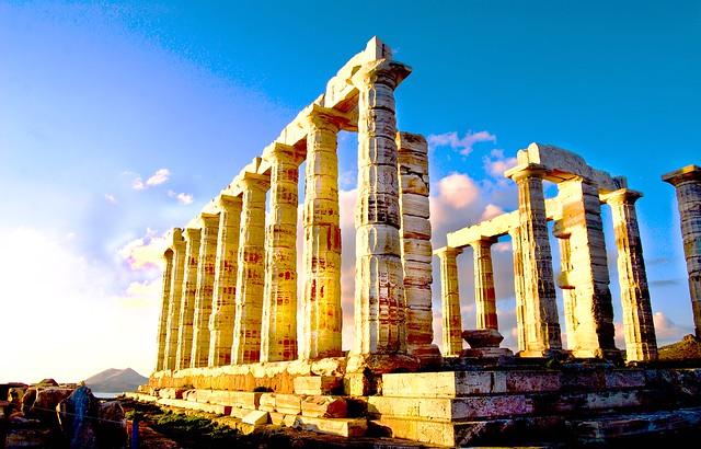 Sunion, Attica (Greece)