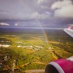 窗邊的彩虹 / Rainbow by the window