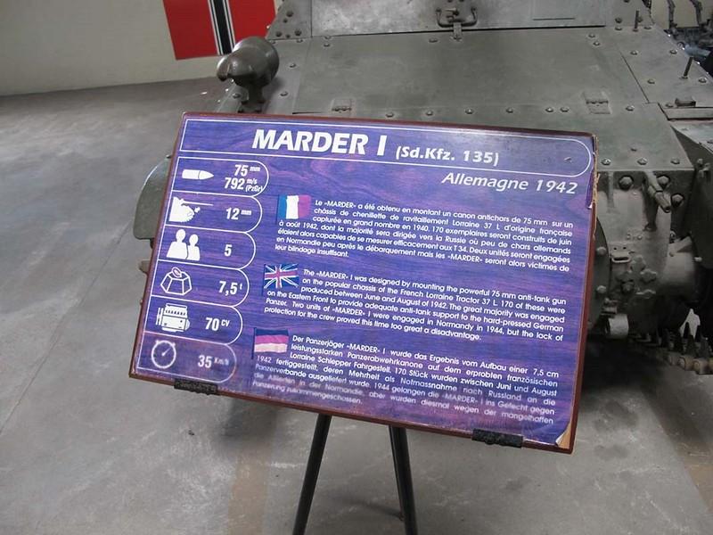 SdKfz 135 Marder I 2